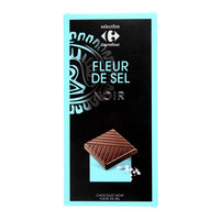 Carrefour Selection Dark Chocolate 100g