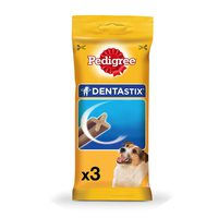 Pedigree Dentastix Dog Treats Medium Breed Dog Multipack 3pcs