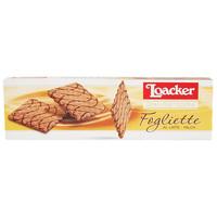 Loacker Gran Pasticceria Fogliette Milk 100g