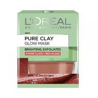 L'Oreal Paris Pure Clay Glow Red Scrub 50 ML 10% Off
