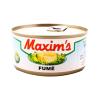 Maxim's White Tuna Smoked In Oil 200GR