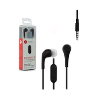 Motorola Single Row Earbuds 2 SH006 Black