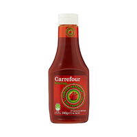 Carrefour Ketchup Squeeze 340GR