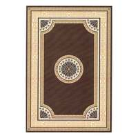 Carpet Super Sabah 380X570Cm Brown Yhu