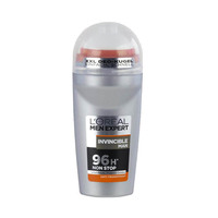 L'Oreal Paris Men Expert Deodorant Roll On Invicible 96H Non Stop 50ML