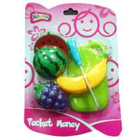 Kidzpro Fruit &Vegetable Set Assorted