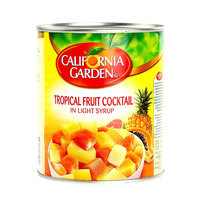 California Garden Tropical Fruit Cocktail 850g