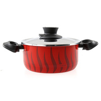 Tefal Tempo Flame Casserole With Lid 20Cm