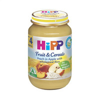 Hipp Wholmeal Cereals Fruits From 6 Months 190GR