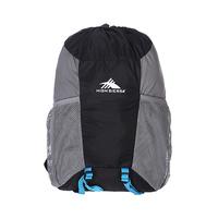 High Sierra Sport Backpack With Bottle Black 15LTR