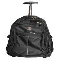 "Wires Trolley 19"" W/ Laptop Cpt"