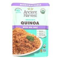 Ancient Harvest Microwaveable Organic Quinoa with Sea Salt 227g
