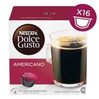 Nescafe Dolce Gusto Americano Coffee Capsules 16 Capsules