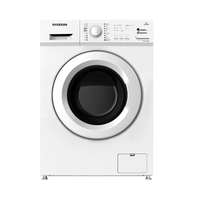 Hyundai Washer HY-FL7108WS White 7KG