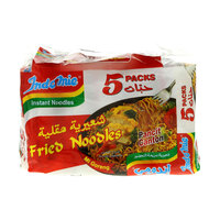 Indomie Fried Instant Noodles (5x80g)