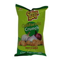 Chick Boy California Crunch Onion & Garlic Flavor 100g