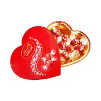 Lindor Chocolate Heart Box 160GR