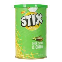 Kitco Stix Potato Sticks Sour Cream & Onion 45g