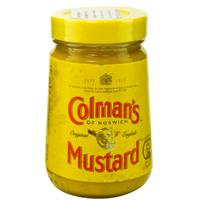 Colman's Original English Mustard 170g