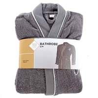 TEX Bathrobe S/M Anthracite