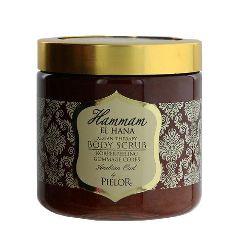 Pielor-Hammam-El-Hana-Argan-Therapy-Body-Scrub-Arabian-Oud-500ml