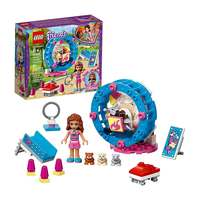 Lego Friends Olivia's Hamster Playground Building Kit