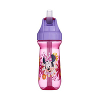 The First Years Minnie Mouse Flip Top Straw Cup 10OZ