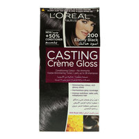 L'Oreal 200 Ebony Black Conditioning Colour