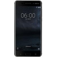Nokia 6 Dual Sim 4G 64GB Matte Black