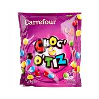 Carrefour Cereal Chocolate 250 Gram