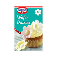Dr. Oetker Wafer Daisies X12