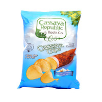 Cassava Chips Sea Salt 120 g