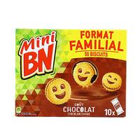 Mini BN Biscuits Mini Chocolat Family 350GR