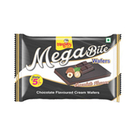 Mega Bite Dark Chocolate Wafer 33GR