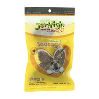 Jerhigh Cheese & Sausage Bites 100g