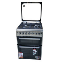 Super General 60X60 Cm Gas Cooker SGC6077