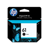 HP 61 Black Ink Advantage Cartridge