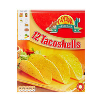 Cantina Mexicana Tacos Shells 195GR 12 Pieces