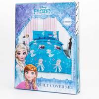 Frozen Quilt Cover 3pc Set