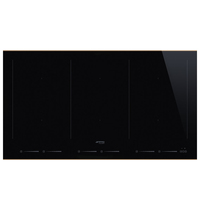 Smeg Built-in Hob SIM693WLDR 90CM