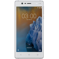 Nokia 3 Dual SIM 4G Silver
