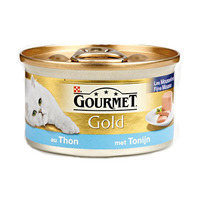 Gourmet Gold Mousse With Thon 85GR