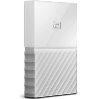 WD Hard Disk 1TB My Passport White Worldwide