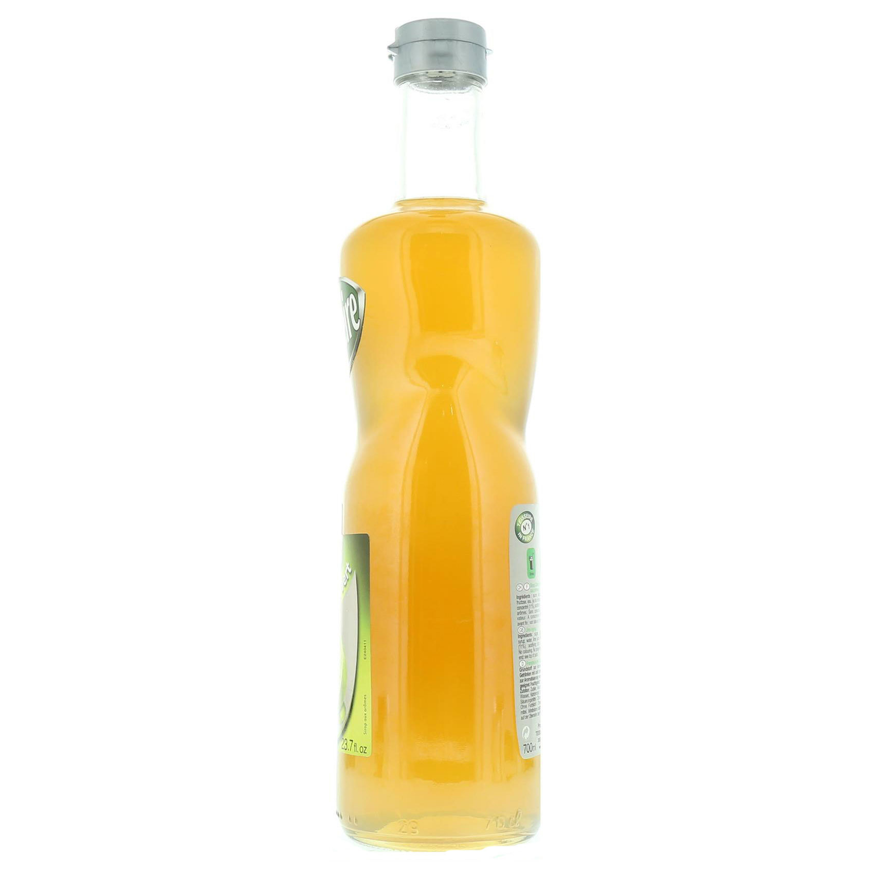 TEISSEIRE SYRUP BARMAN LIME 70CL