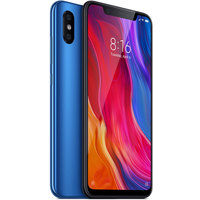 Xiaomi Mi8 64GB Dual Sim 4G Blue