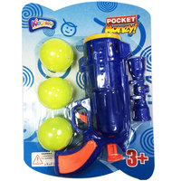 Kidzpro Pingpong Ball 4Pcs