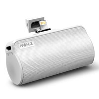 iwalk Power Bank DBL3300L Lightning 3300mAh White