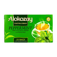 Alokozay Peppermint 25 Tea Bags
