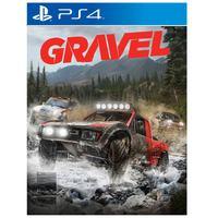 Sony PS4 Gravel