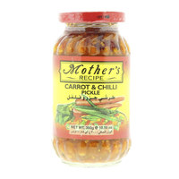 Mother's Recipe Carrot & Chilli Pickle 300g